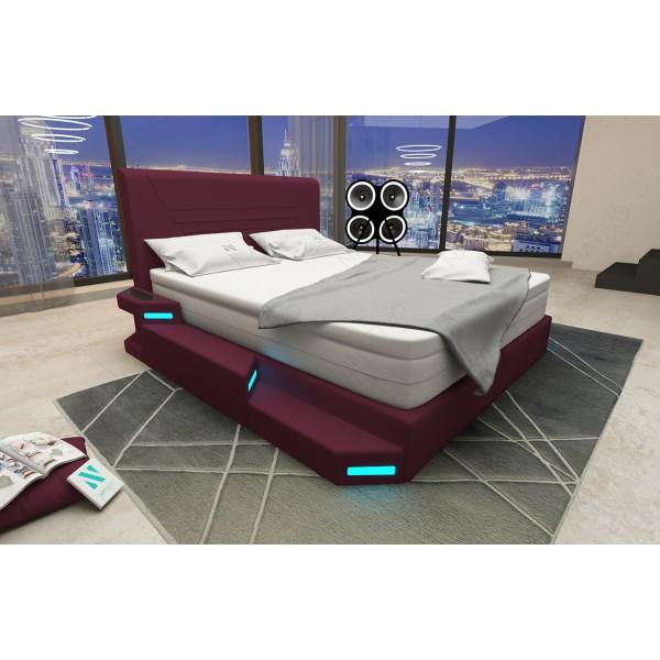 Compleet bed LUISA NATIVO design meubelen Nederland