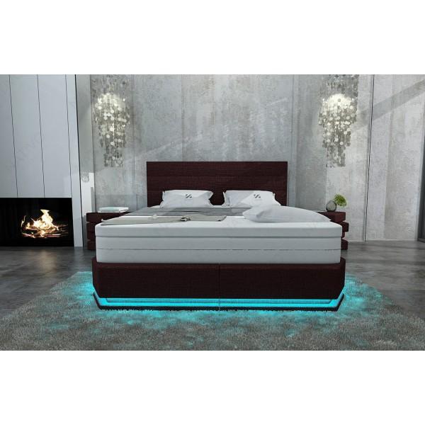 Compleet bed LUISA v2 NATIVO design meubelen Nederland