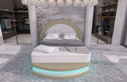 Design 2-zitsbank HERMES met LED verlichting