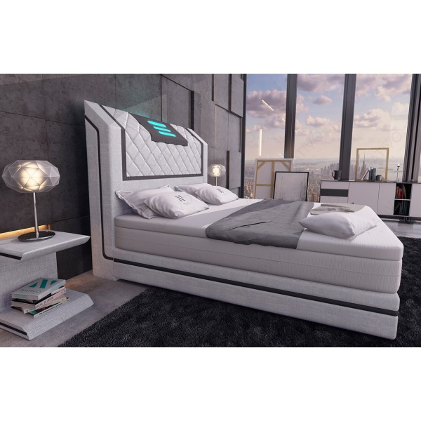 Lederen 2-zitsbank IMPERIAL met LED verlichting NATIVO design meubelen Nederland