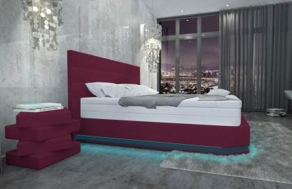Lederen 3-zitsbank MATIS met LED verlichting NATIVO design meubelen Nederland