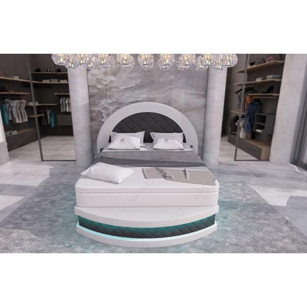Design 3-zitsbank IMPERIAL met LED verlichting
