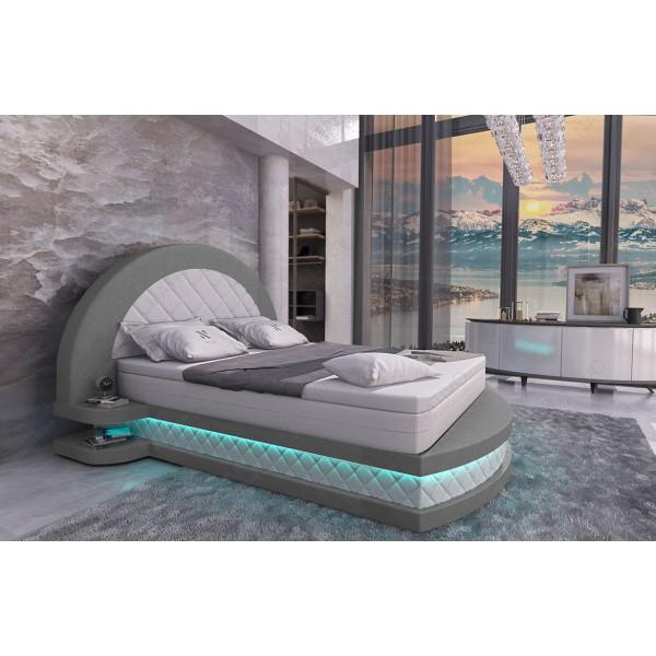 Lederen 3-zitsbank ATLANTIS met LED verlichting NATIVO design meubelen Nederland