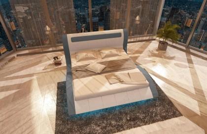 Design bank HERMES XL met LED verlichting NATIVO design meubelen Nederland