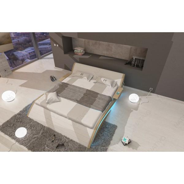Design bank HERMES CORNER met LED verlichting NATIVO design meubelen Nederland