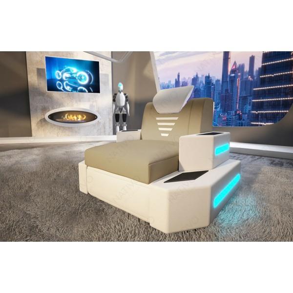 Design bank AVENTADOR XL met LED verlichting NATIVO design meubelen Nederland
