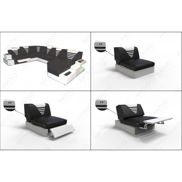Design salontafel CLERMONT NATIVO design meubelen Nederland