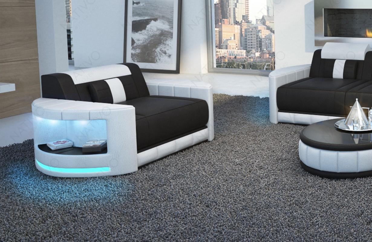 Design fauteuil ATLANTIS met LED verlichting
