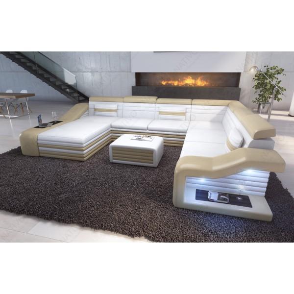 Design fauteuil HERMES met LED verlichting NATIVO design meubelen Nederland