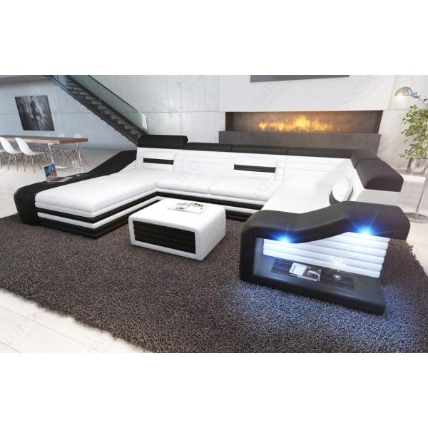 Design fauteuil AVENTADOR met LED verlichting NATIVO design meubelen Nederland