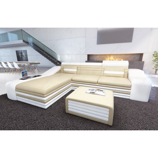 Design fauteuil SPACE met LED verlichting NATIVO design meubelen Nederland