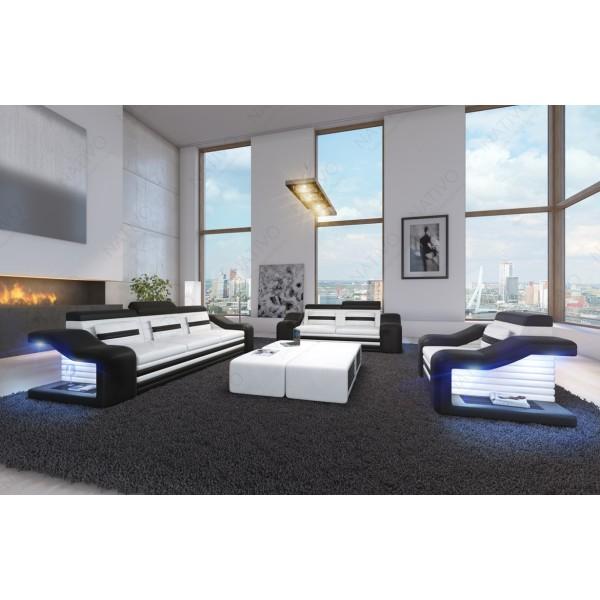 Design fauteuil MATIS met LED verlichting