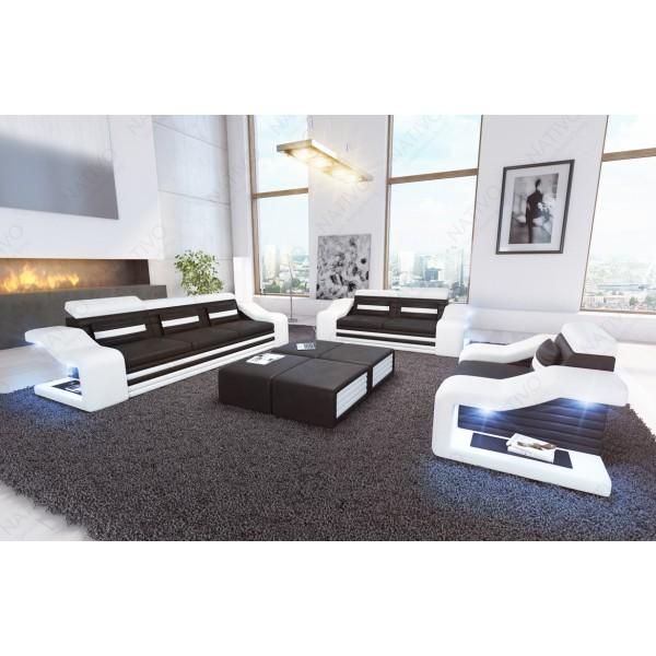 Design fauteuil MATIS met LED verlichting NATIVO design meubelen Nederland