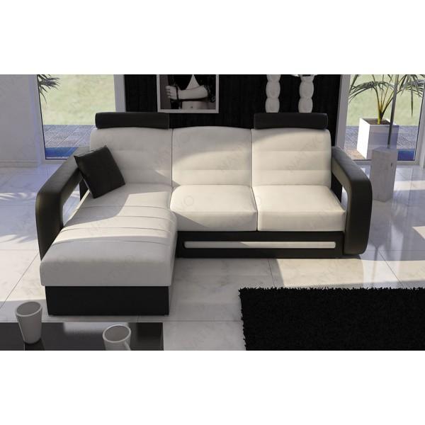 Design bank CLERMONT XL met LED verlichting NATIVO design meubelen Nederland