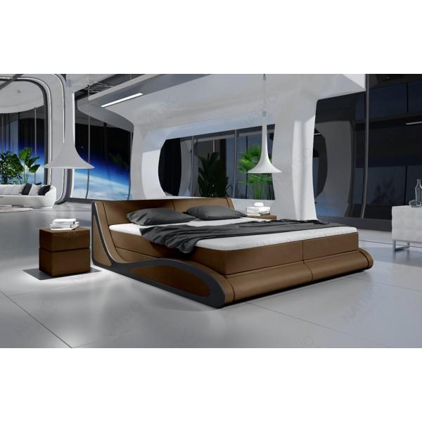 Slaapbank CLERMONT MINI met LED verlichting NATIVO design meubelen Nederland