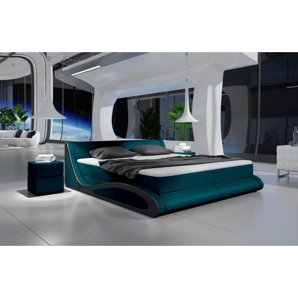 Slaapbank HERMES MINI met LED verlichting NATIVO design meubelen Nederland