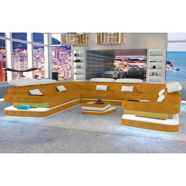 Slaapbank SPACE MINI met LED verlichting NATIVO design meubelen Nederland