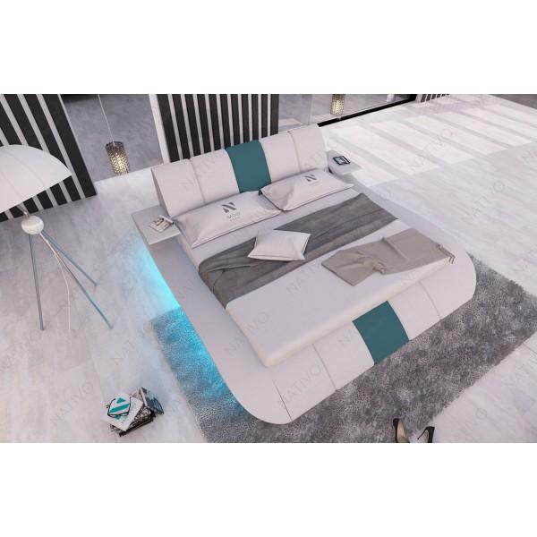 Design bank SPACE CORNER met LED verlichting NATIVO design meubelen Nederland