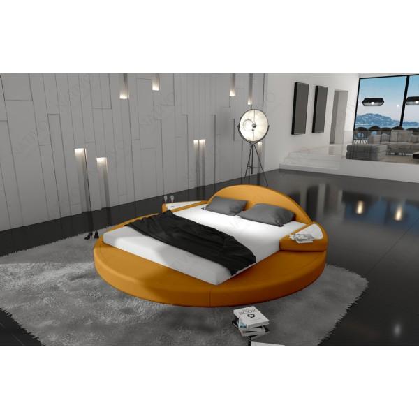 Slaapbank IMPERIAL XXL met LED verlichting NATIVO design meubelen Nederland