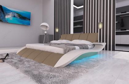 Design bank SPACE MINI met LED verlichting NATIVO design meubelen Nederland