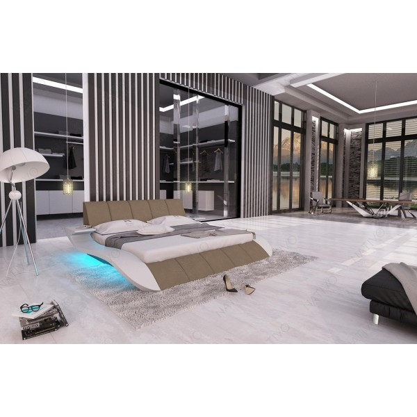 Design bank SPACE MINI met LED verlichting NATIVO design meubelen Nederland