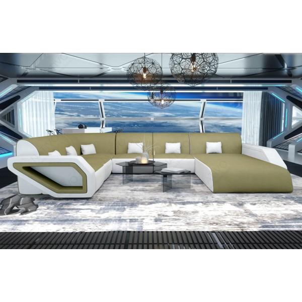 Slaapbank MESIA MINI met LED verlichting NATIVO design meubelen Nederland