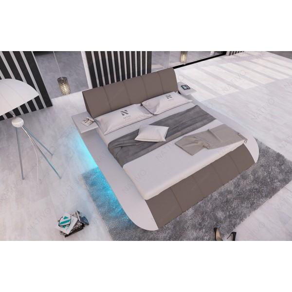 Design bank SPACE 3+2+1 met LED verlichting NATIVO design meubelen Nederland