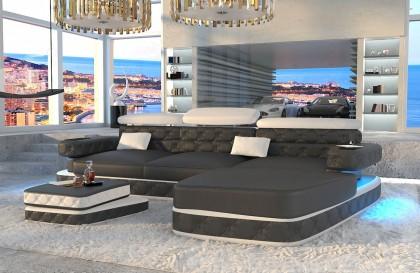 Design bank MATIS MINI met LED verlichting NATIVO design meubelen Nederland
