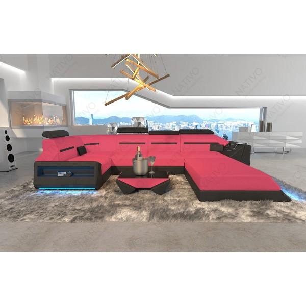 Design bank IMPERIAL MINI met LED verlichting NATIVO design meubelen Nederland