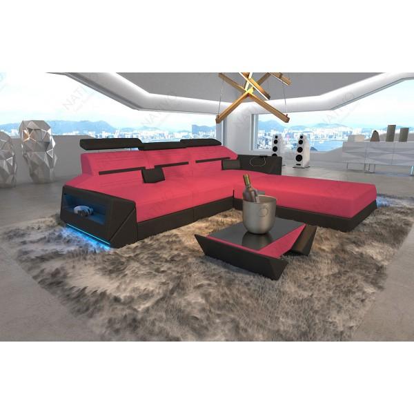 Design bank ATLANTIS XL met LED verlichting NATIVO design meubelen Nederland