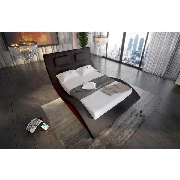 Design bank ATLANTIS 3+2+1 met LED verlichting NATIVO design meubelen Nederland