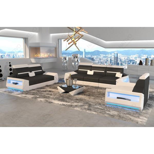 Design bank ATLANTIS MINI met LED verlichting NATIVO design meubelen Nederland