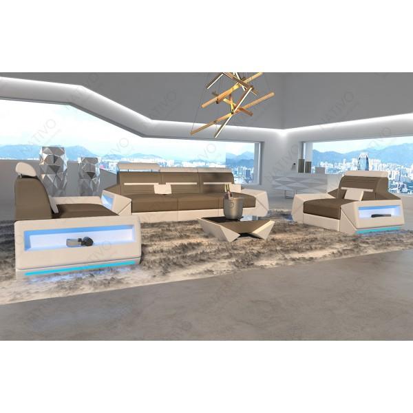 Hoekbank Met Led.Bank Carezza Xxl Met Led Verlichting Nativo Design Meubelen