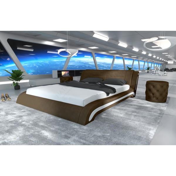 Design bank MIRAGE XL met LED verlichting NATIVO design meubelen Nederland