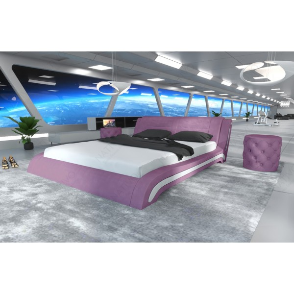 Design bank MIRAGE XXL met LED verlichting NATIVO design meubelen Nederland