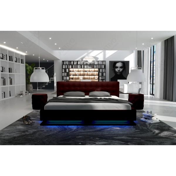 Design bank MESIA XL met LED verlichting NATIVO design meubelen Nederland