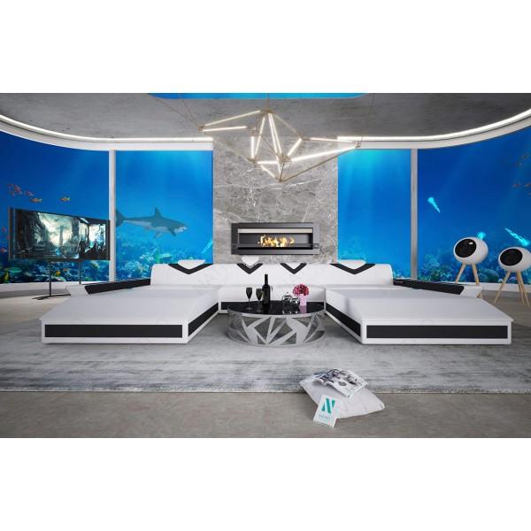 Design bank DAVOS CORNER NATIVO design meubelen Nederland