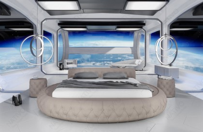 Design bank BEACHO CORNER met bekerhouders NATIVO design meubelen Nederland