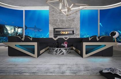 Bank CHESTERFIELD antiek 2-zitsbank NATIVO design meubelen Nederland