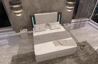 Méridienne CHESTERFIELD donker NATIVO design meubelen Nederland