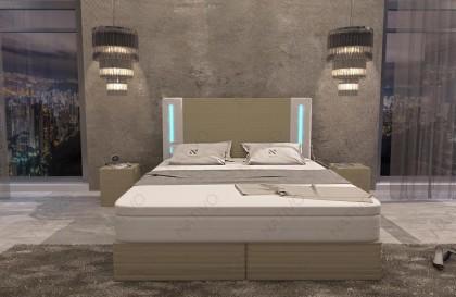 Méridienne CHESTERFIELD grijs NATIVO design meubelen Nederland