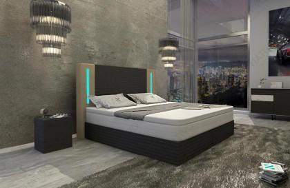 Méridienne CHESTERFIELD wit NATIVO design meubelen Nederland
