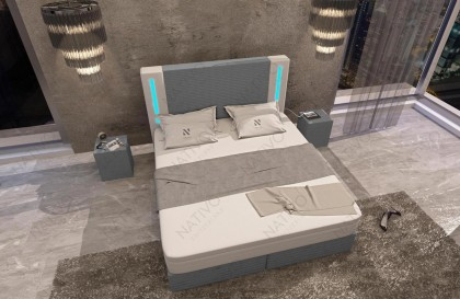 Bergère CHESTERFIELD wit NATIVO design meubelen Nederland