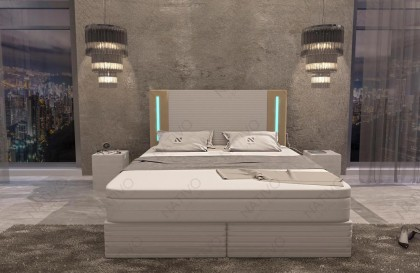 Tabouret CHESTERFIELD antiek NATIVO design meubelen Nederland