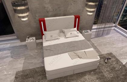 Tabouret CHESTERFIELD donker NATIVO design meubelen Nederland