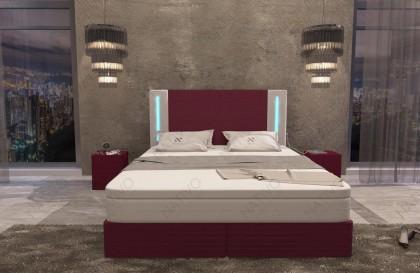 Tabouret CHESTERFIELD wit NATIVO design meubelen Nederland