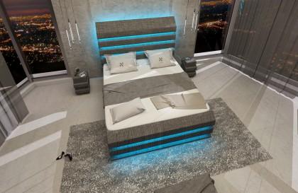 Design bed VENUM met LED verlichting