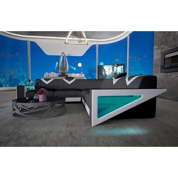 Design bed EVERLAST met LED verlichting NATIVO design meubelen Nederland