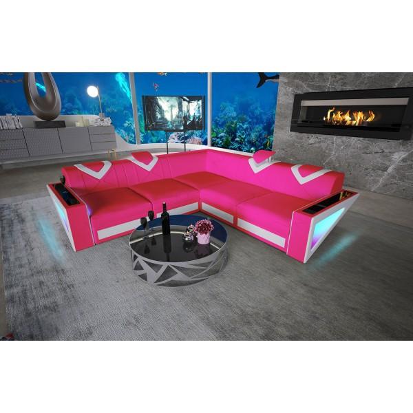 Design bed TYSON met LED verlichting