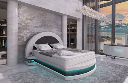 Design bed RAY NATIVO design meubelen Nederland